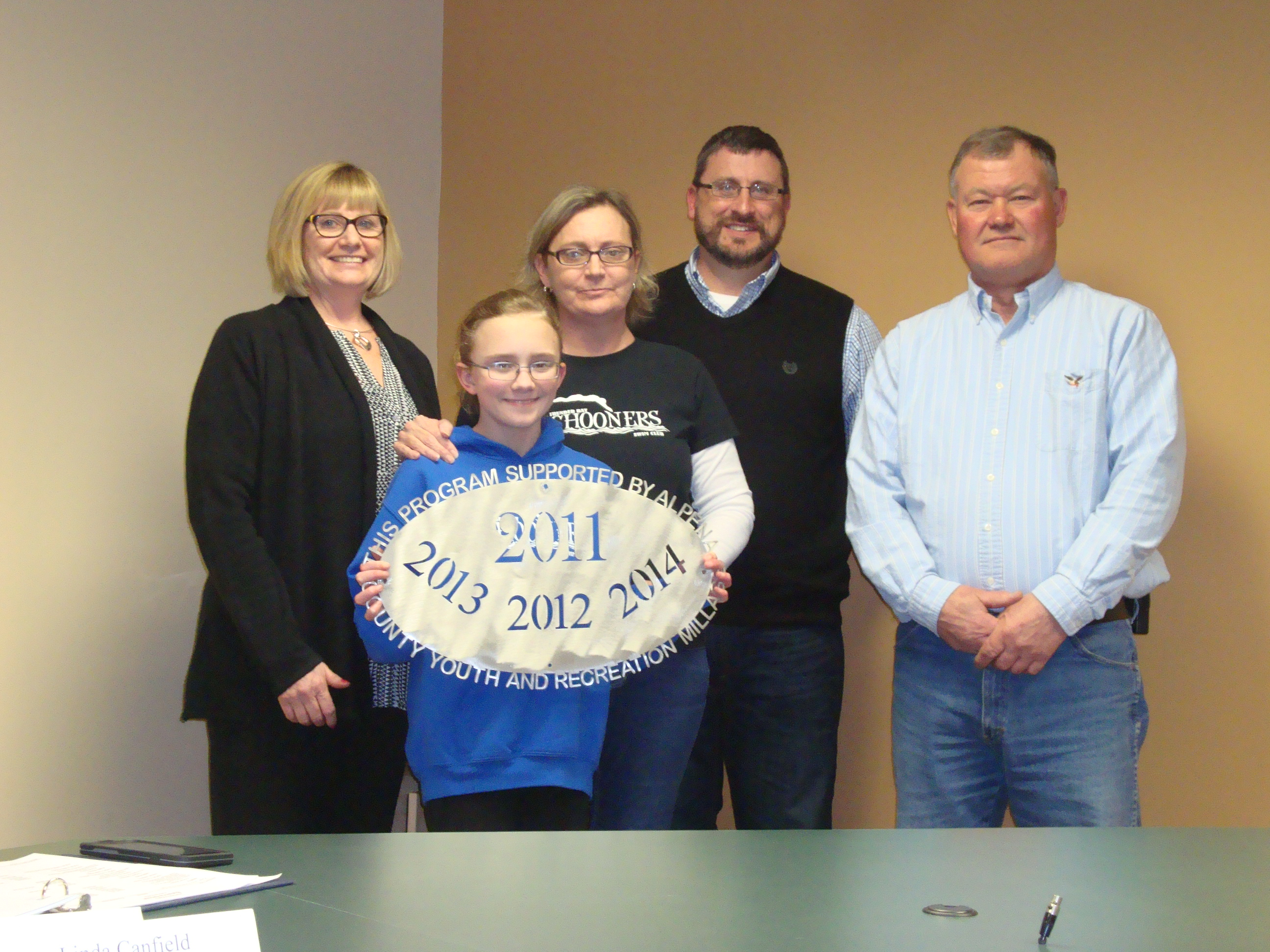 Alpena Swim Club - Thunder Bay Schooners $6,000 Operating Support to reduce the cost to players