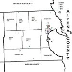 The Committee is trying to spread the funds throughout the County, encouraging all the Townships and non-profit organizations, schools, and governmental agencies to apply. The Alpena County Map shown on the left, depicts where the grants were awarded by the red dots for 2011 and the blue dots for 2012 and green dots for 2013. Please click on the image for a larger view.